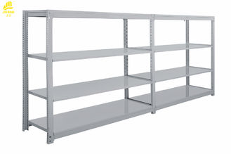 China Light Duty Warehouse Steel Storage Racks 450-800mm Wide 1200-2400mm High supplier