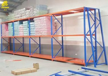 High Strength Heavy Duty Steel Racks Cold Drawn P Type Closed Beam