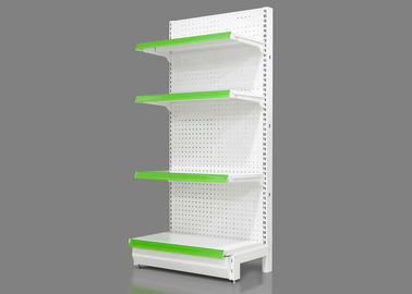 Q235 Steel Pharmacy Display Racks For Pharmacy Store / Baby Store Wall Side