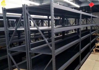 Corrosion Protection Medium Duty Steel Rack For Warehouse Storage