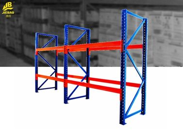 Stackable Selective Pallet Racking System , Structural Pallet Rack Equipment