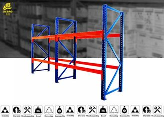 Storage Metal Warehouse Pallet Racking With Multi Layers Customized Size