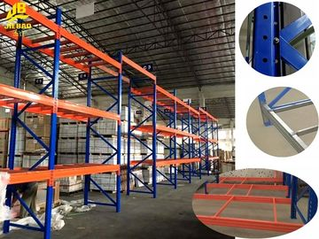 Mobile Adjustable Warehouse Pallet Racking For Tooling Large Capacity