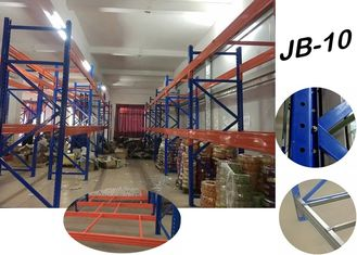 Large Loading Warehouse Pallet Racking With Steel Material 700-4000kg / Level