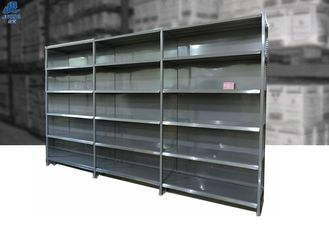 Stackable Supermarket Storage Racks With Four Column 1000-5000 Square Meters
