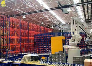 High Security Warehouse Pallet Racking Systems Easy To Dismantle And Assemble