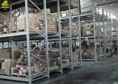 Customization Size Push Back Pallet Rack Q235 With Intensive Storage