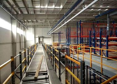Standard Size ASRS Warehouse System , ASRS Stacker Crane Smart Device
