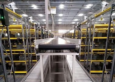 Heavy Duty ASRS Automated Storage And Retrieval System / ASRS Pallet Storage