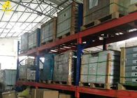 Steel Medium Duty Steel Rack Custom Size P Type 6000KG Columns Pallet Load Weight