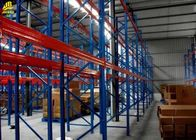 China 700-4000KG/ Level Pallet Rack Storage Systems , Durable Heavy Duty Pallet Racking System company