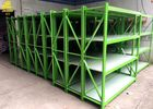 Customized Size Medium Duty Steel Rack System Electrostatic Spray Surface
